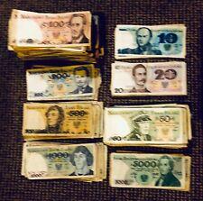 535 Billets Pologne PRL