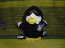 """Aflac plush Snowboard Duck talking stuffed toy You Don't Know Quack 6"""""""