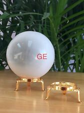 Nickel Metal Display Stand Egg Stand Geode Stand Sphere Stand Three Legged Stand