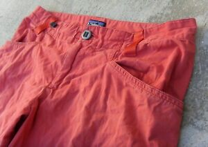 Patagonia Venga Rock Pants Women's Size 8 Antique rose Lightweight