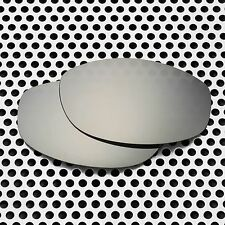 New Volt Polarized Silver Replacement Lenses for Oakley Tightrope