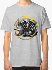 Imperial Works Race Motorcycle moteur Vintage Urban T Shirt inished Productions