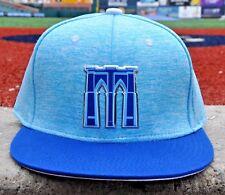 60fbf7e8372 Brooklyn Cyclones Bridge Logo Dri-Fit Baseball Hat Cap SGA New York Mets  MiLB