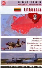 Linden Hill Decals 1/72 LITHUANIA AIR FORCE Post Soviet Air Force Series