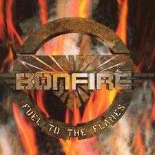 Bonfire - Fuel To The Flames [New CD]