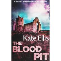 KATE ELLIS ____ THE BLOOD PIT ____ BRAND NEW ___ FREEPOST UK