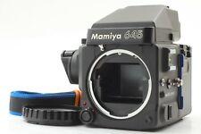 *Mint* Mamiya M645 Super Medium Format Film Camera Body Ship by FedEx #1271