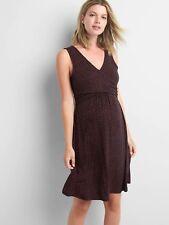 Gap Maternity Sleeveless Crossover Dress Size Small