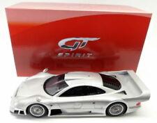 Coches, camiones y furgonetas de automodelismo y aeromodelismo CLK color principal plata Mercedes