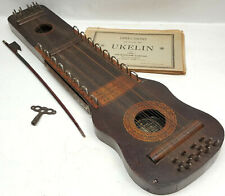 New ListingEarly 1920's Ukekin violin and Hawaiian combo ukulele string musical instrument