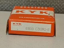 6800  C3 KYK OPEN BALL BEARING