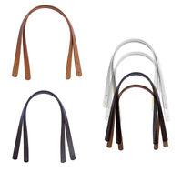 DIY bag/Purse Belt Strap PU Leather Handle with Hook  Accessory 55*1.8cm