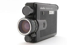 【NEAR MINT】Minolta Pocket-8 400 Movie Camera + Zoom Rokkor 8-32mm f1.9 JAPAN