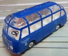 für H0 Slotcar Racing Modellbahn --  Setra THW Bus mit T-Jetmotor