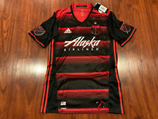 2016 Adidas Men's Portland Timbers Soccer Jersey Medium M Authentic Player Mls