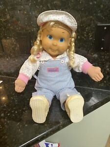 Doll Kid Sister Nice Condition With Shoes 80's