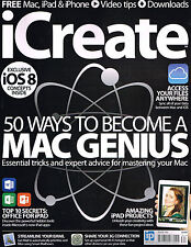 iCreate Magazine #134 + Free Video Tips + Downloads @NEW@ Become A Mac Genius