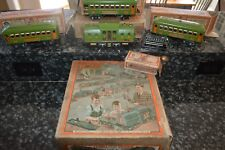 RARE 1930 ERA VINTAGE LIONEL TRAIN SET WITH BOXES AND MASTER BOX!!! MUST SEE!!!