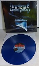 Vulture The Guillotine Alternate Cover Blue Vinyl LP Record new