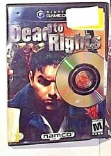 Dead to Rights (Nintendo GameCube) Game