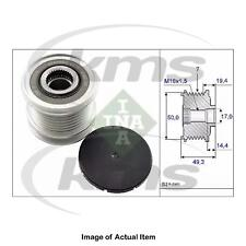 New Genuine INA Alternator Freewheel Clutch Pulley 535 0140 10 Top German Qualit