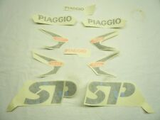 Dekorsatz Aufkleber Piaggio ZIP SP