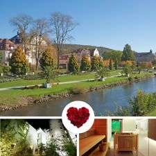 3 Tage Wellness Wochenende Bad Kissingen 4★ Wellness Hotel Ullrich Kurzurlaub