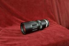 M42 Screw mount 75-260mm F4.5 Zoom MF lens adapt to Sony A7 Nikon Z50 6 Eos rp