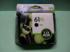 HP 61XL Black Ink Cartridge New In Package Expires Aug. 2018.  Free Shipping
