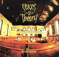 Somehow by Voices of Theory (CD-Single, 1997, HOLA) BRAND NEW FACTOIRY SEALED