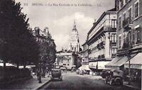 01 - cpa - BOURG - Rue Centrale
