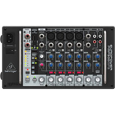 Like N E W Behringer Europower Pmp500Mp3 500W 8 Ch Mixer.