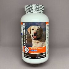 Cosequin DS Joint Health Supplement Plus MSM for Dogs - 180 Tablets Exp 11/2022