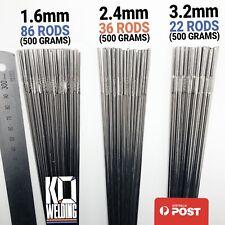500g | Stainless Steel (ER316LSi) 316L TIG Filler Rods/Wire | 1.6mm/2.4mm/3.2mm