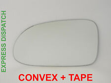 Wing Door Mirror Glass For DODGE DURANGO 1998-2001  Convex Left side #DG002