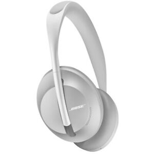 Bose Noise Cancelling OverEar Headphones 700, Silver - NEW & Original PRICE DROP