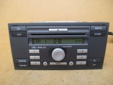 Ford Fiesta Focus C-Max Kuga Galaxy Transit Radio Stereo 6000 CD Player +CODE