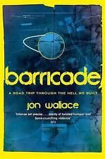 Barricade by Jon Wallace (Paperback, 2015)