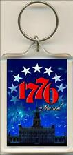 1776. The Musical. Keyring / Bag Tag.