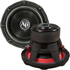 "Audiopipe TXXBD312 12"" 1800 Watt DVC Car Subwoofer"