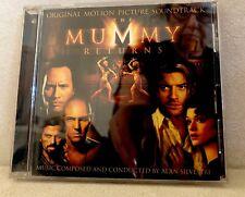 ALAN SILVESTRI - THE MUMMY RETURNS (ORIGINAL MOTION PICTURE SOUNDTRACK) CD 2001