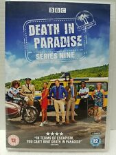 Death In Paradise Series Nine REGION 2 DVD PLEASE READ FULL DESCRIPTION