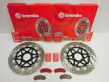 Brembo Bremsscheiben vorne Beläge Ducati 848 1098 1198 1199 1299 989 s R ABS