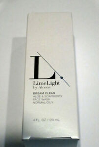 Alcone's LimeLight.. Dream Clean Cleanser for Blemish Prone Skin 4 Fl. Oz.