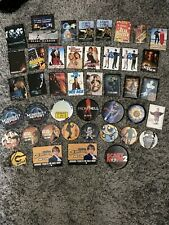 Movie Theater Button Lot (43 Buttons) (2000-2003)