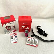 New Sigma PC 22.13 Women's Sport Watch Activity Tracker Pink Heart Rate Monitor