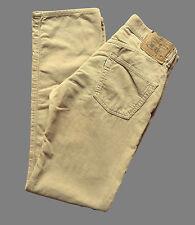 Cotton Blend Vintage Trousers for Men