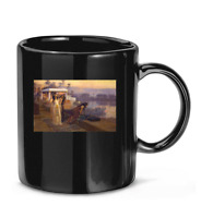 #Cleopatra On The #Terraces Of #Philae  Coffee Mug