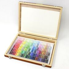 HOLBEIN JAPAN Artists Soft Pastels 150 Colors Set in Wood Box S959