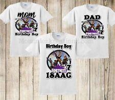 Personalized Fornite Birthday Shirt, Fort Nite Birthday